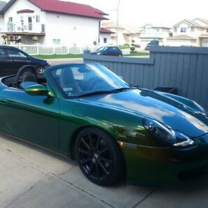 New Price--1998 Porsche Boxster, Custom Paint