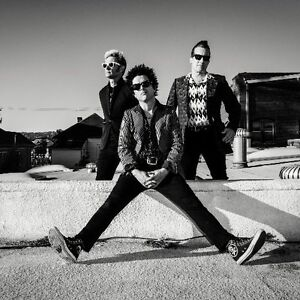 Green Day March 20,2017 Hamilton SOLD OUT SHOW !!!