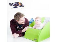 Baby Tummy with Mummy/seat