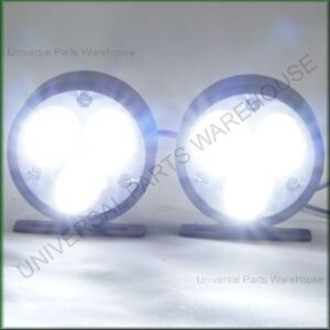 Super-Bright-Daytime-LEDs-Ideal-for-Chrysler-300-300c-Centura-Crossfire-Dodge