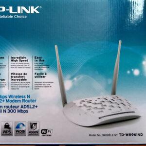 TP Link Modem/Router Model # TD-W8961ND