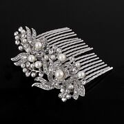 Crystal Bridal Hair Comb