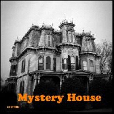 * MYSTERY HOUSE (OTR) OLD TIME RADIO SHOWS * 32 EPISODES on MP3 DVD * DAN GLENN