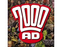 2000 AD Comics - Progs 1273 to 1985