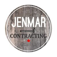 Contractors for hire- Contact for a free estimate today!