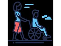 Are you disabled needing help for travels Road Trips Drive-ins Day-outs Camping Beach