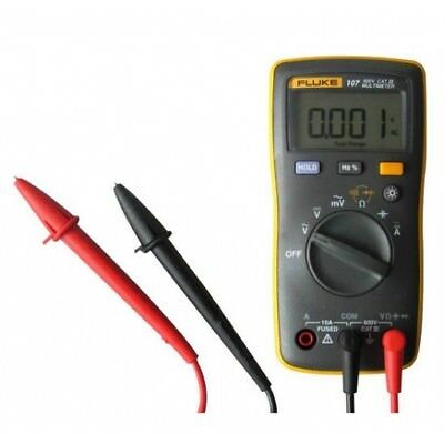 Digital Multimeter Cat - Brand NEW Fluke 107 Palm Size and Easily Carried Digital Multimeter CAT III 600V