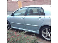 toyotya corolla 1.4 d4d cheap car