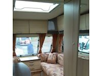 Sterling Europa 530 2010. VGC inside and out. One owner. 5 berth/ 2 seating areas. Doubles/ bunk