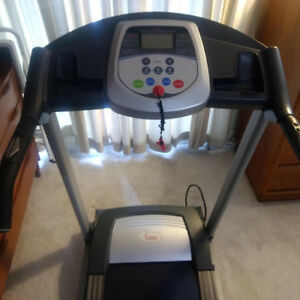 Treadmill - recently purchased and barely used