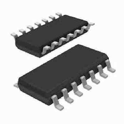 Qty-4 Atmel Attiny84a-ssu 14-pin Soic Microcontroller - Usa Seller - Fast Ship