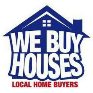 WE BUY HOUSES 'AS IS'!