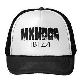 *US Import* MXNDOG caps for sale.