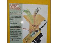 Garden Shredder ALKO H1400 - with new blade £35