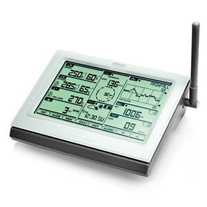 Solar Powered Professional Weather System  NEW IN BOX