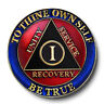 YRS 1-62 Royal AA Anniversary Recovery Coin/Medallion 24 hr & 18 mos available