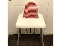 """High Chair (Ikea """"Antilop"""")"""