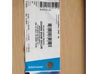 Joanne Shaw Taylor Ticket Spare at Reduced Price