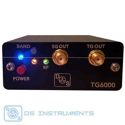 Tracking Signal Generator- Tg6000 - Replaces Hp 85640a