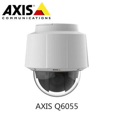 Axis Q6055 2mp 32x Indoor Network Ptz Dome Camera Varifocal 0908-004 Nib New