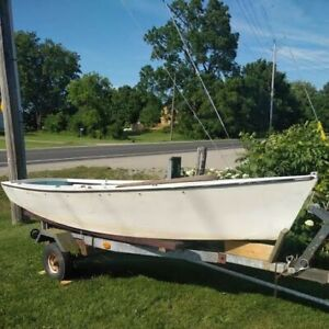 13 Ft Day Sailor