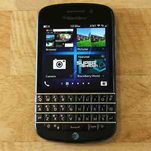 Blackberry Q10 locked to SaskTel