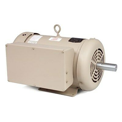 10 Hp Electric Motor 17301800 Rpm 1ph 60hz Baldor Fdl3737tm 208230 Vac