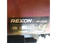 rexon BD 150 BQ disc and belt sander