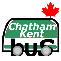 """Free Android Bus App """"All That Transit, Chatham-Kent"""""""
