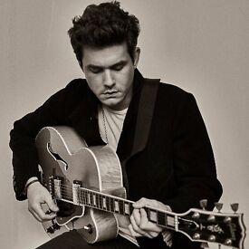 x2 John Mayer tickets vip lounge great seats