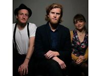 THE LUMINEERS Tickets x2 - Hammersmith Apollo London - Friday 4th November