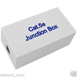 Cat5 Junction Box Ebay