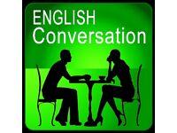 English nativespeaker, Maidenhead, available for conversation, especially with Polish community.