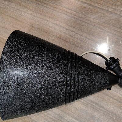 Vintage Keene Stonco Outdoor Indoor Spot Light Black 6800b