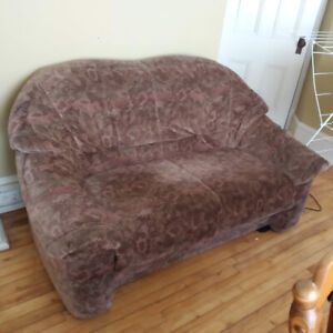 Amherst  2 seater couch in good condition