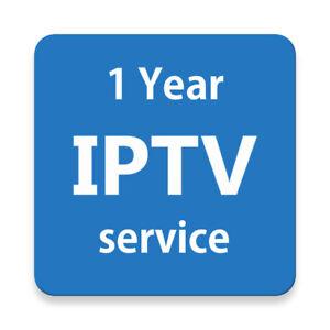 $89  Best iptv server  one year subscription