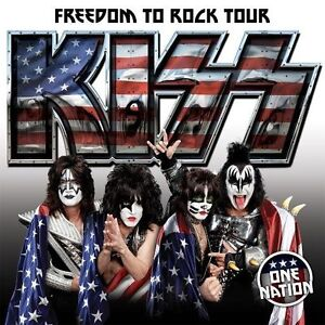 KISS Tickets Edmonton - VIP FLOOR & LOWER BOWL GOLD CLUB SEATS!!