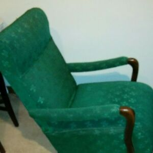 Upholstered Rocking/lounge chair