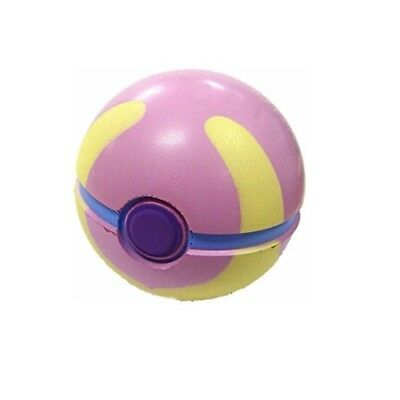 HEAL BALL Pokemon Soft Foam 2.5 Inch Pokeball Toy Poke Ball NEW NIP