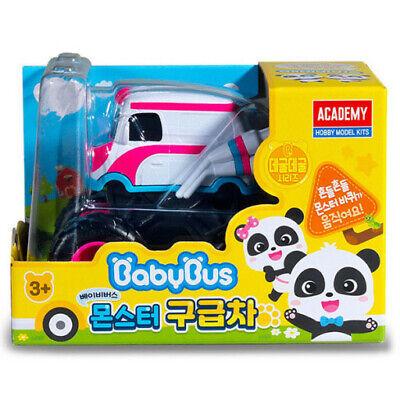 Academy BabyBus Monster AMBULANCE Toy Car Korean TV Animation Toy #15787
