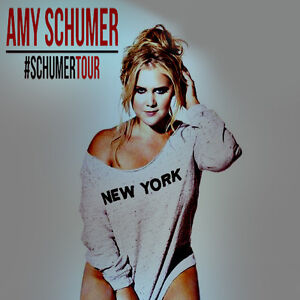 Amy Schumer (Tickets For SALE!!!)