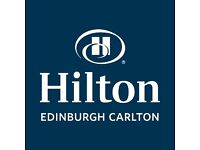 Bar Colleague - Hilton Edinburgh Carlton Hotel