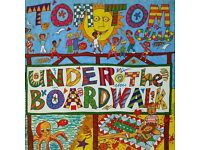 "tom tom under the broadwalk 7 "" vinyl"