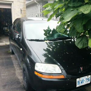 2005 Pontiac Wave Sedan