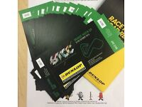 2 x Brands Hatch BTCC weekend tickets 1st-2nd October