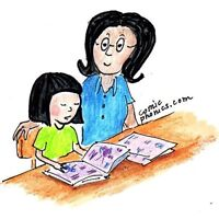 Reading Tutor for 4-10 Year Old EAL Children