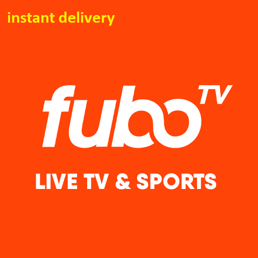 Fubo TV 3 Years World Wide Account Access 20 Local Channels - $8.99