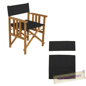 director chairs replacement polyurethane coated canvas covers garden