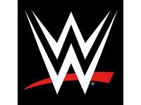 2-6 x WWE Wrestling Tickets - 04/05/17 - SSE Hydro Arena, Glasgow