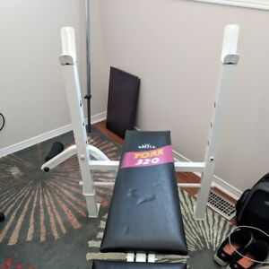Home Gym Exercise Equipment's